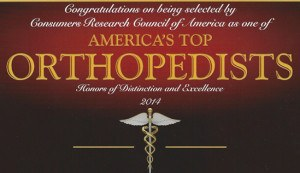Americas Top Orthopedists 2014