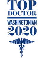 Washingtonian Top Doctor 2020